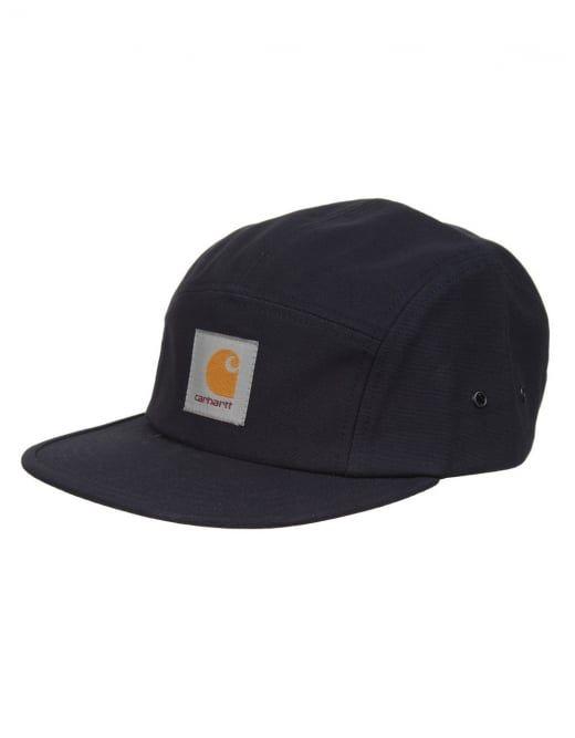 12c04ad8395 Carhartt Backley 5 Panel Hat - Dark Navy