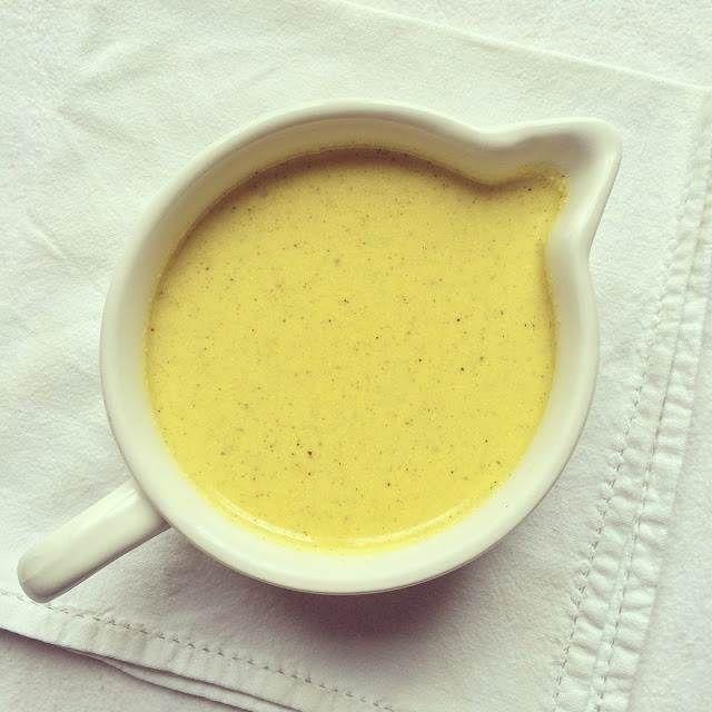 Sauce Citron Et Safran Au Beurre De Chanvre Recipe Sauces Et