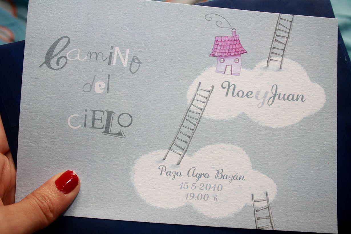 invitacin de boda wedding invitation wwwnuriadiazes Wedding