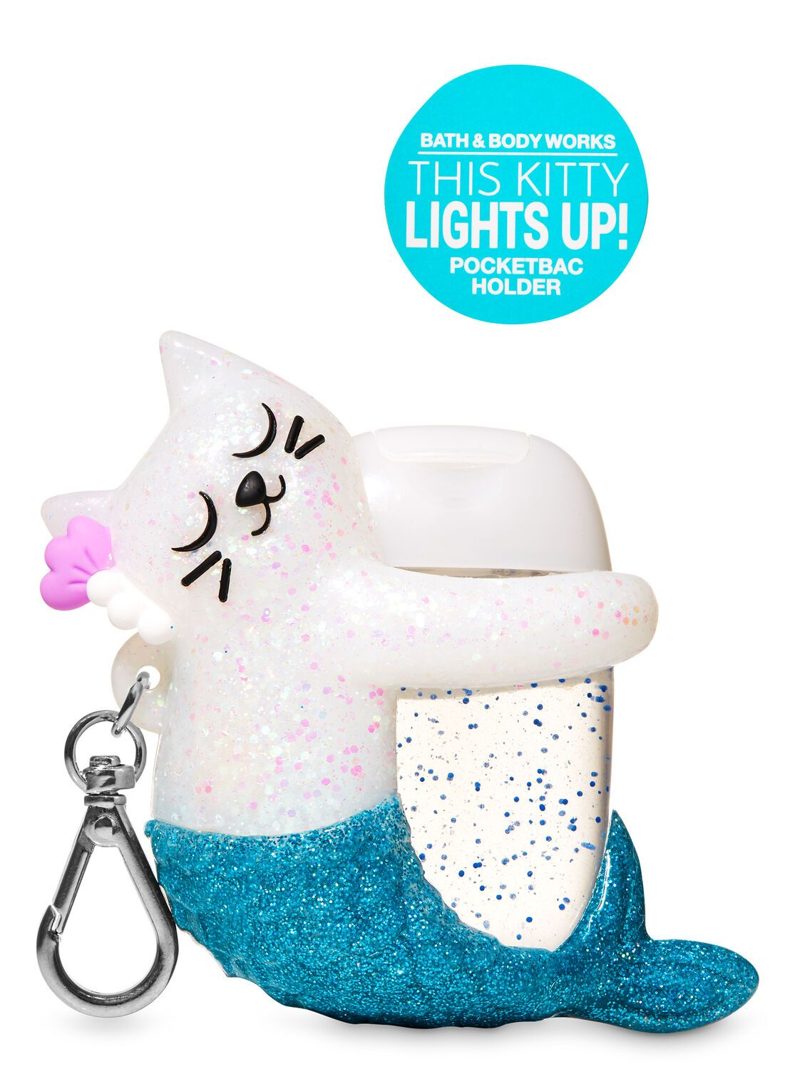 Bath Body Works Kitty Mermaid Light Up Pocketbac Holder In 2020