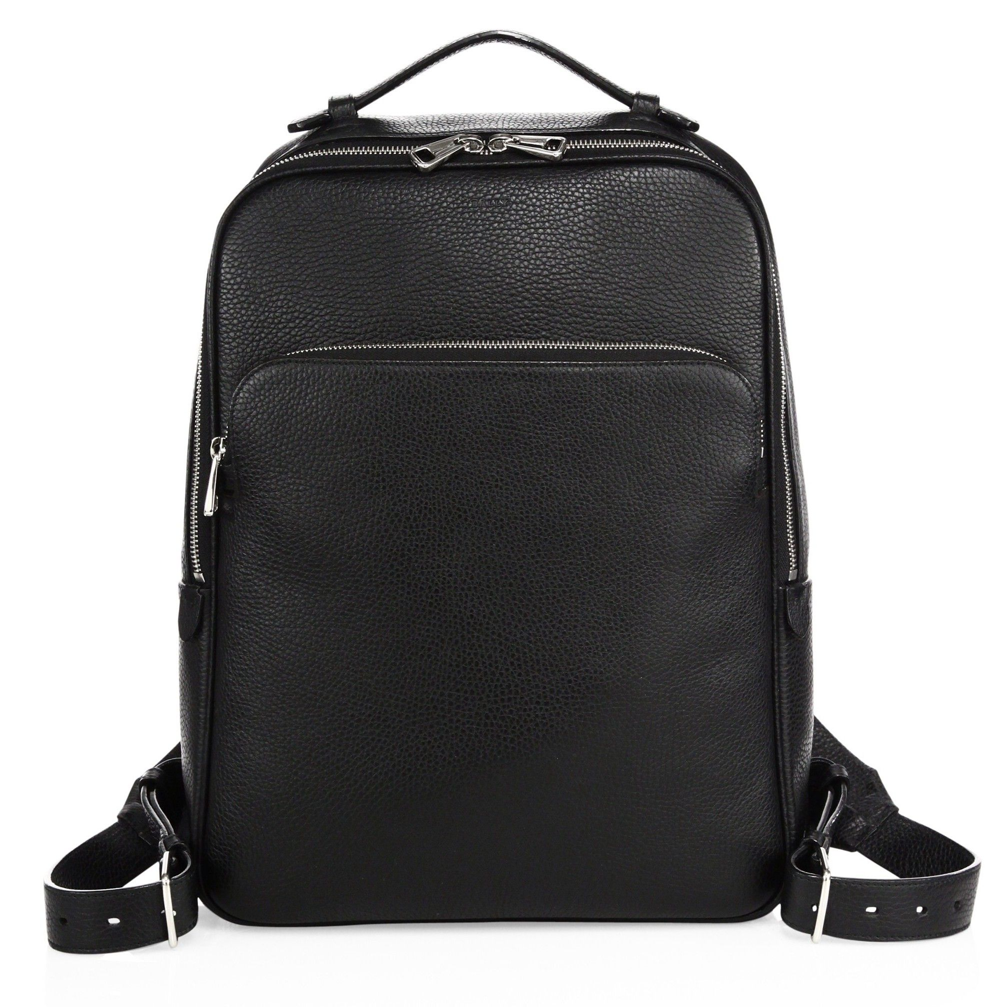 Bally Leather Backpack Bally Bags Leather Backpacks Leather Backpack Leather Bags