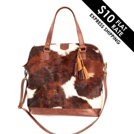 885092bdbc8b Cowhide bag