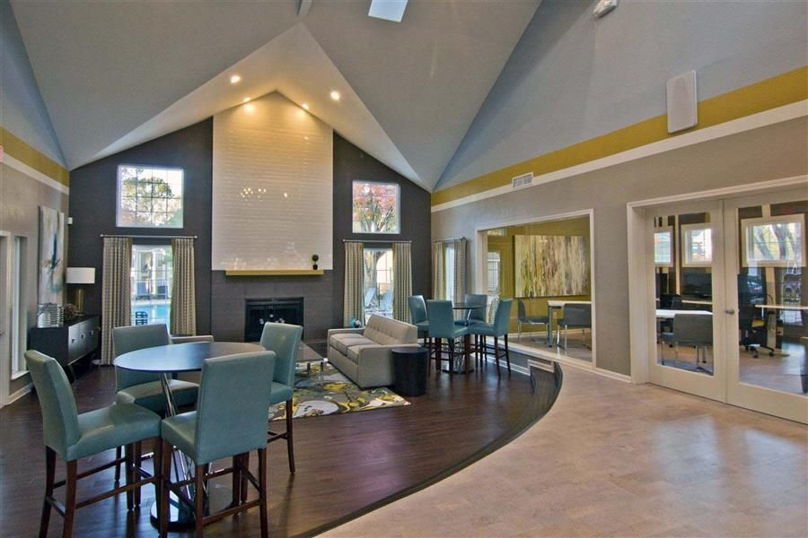 Charlotte Nc Apartment Willow Ridge Photo Gallery Clubhouse Design House Design Lobby Design