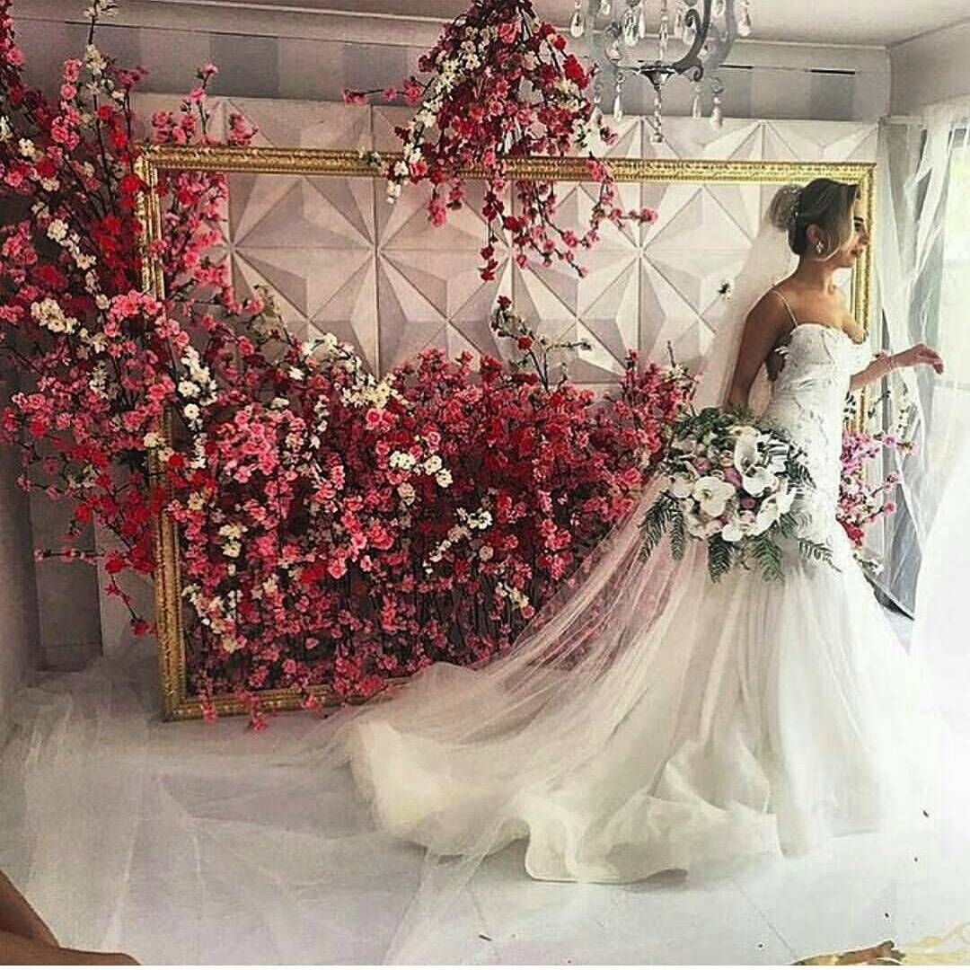 Pin by Sarunrun Zalnala on wedding DIY  Pinterest  Backdrops