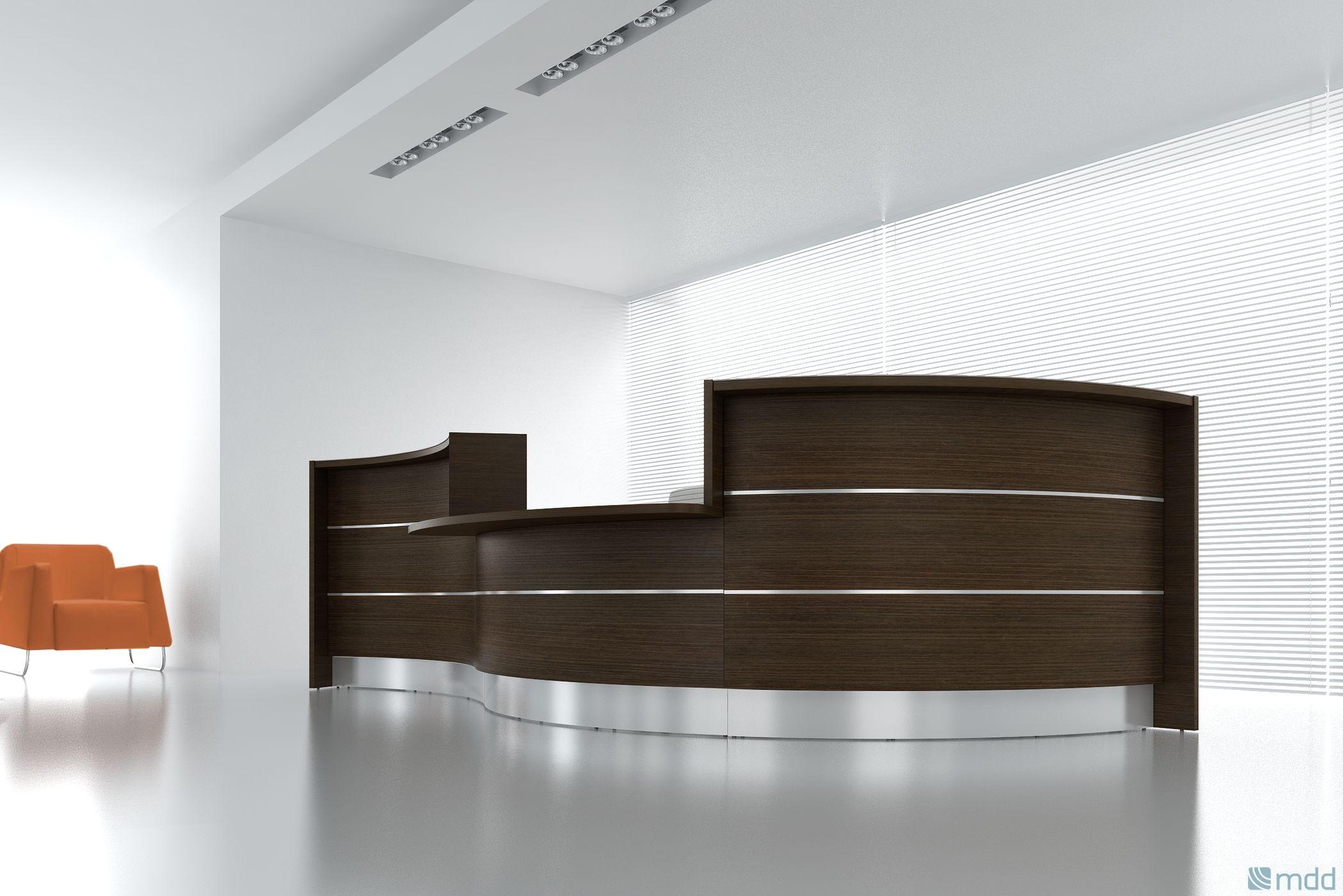 Offers Modern, Contemporary And Custom Reception Desks, Receptionist Desks And