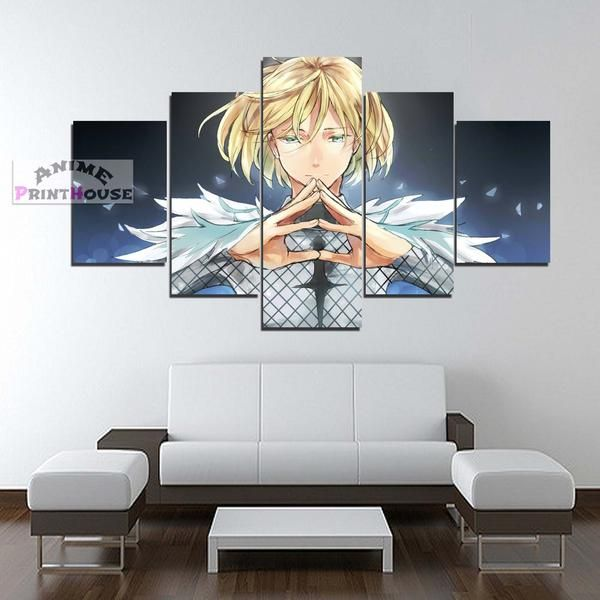 Anime Print House - Anime Bed Set