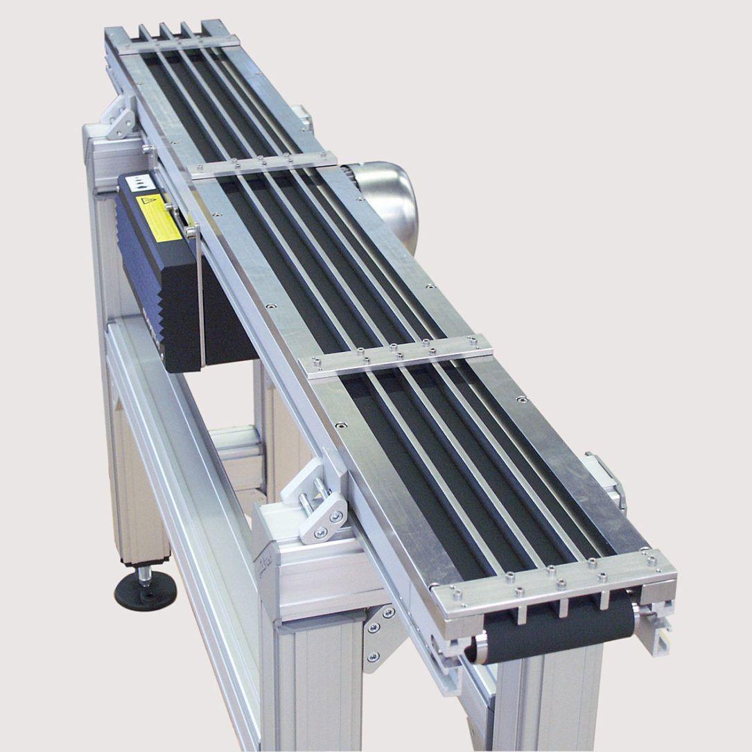 Single Belt Multi Track Conveyor Conveyor Conveyors Roof Solar Panel