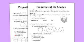 Pin On 3d Shapes And 3d Net Forms