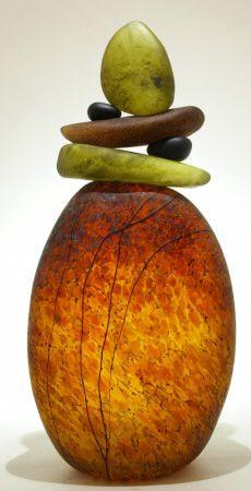 Kela's Art Glass Sculptures