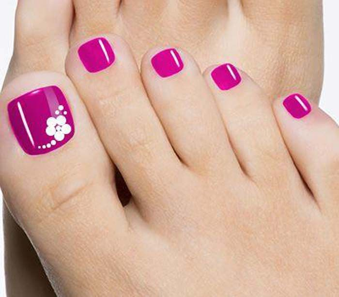 Toenail Designs To create the perfect overall style with wonderful  supporting plus size lingerie come see slimmingbodyshape… - 48bcfee1df1f3b9d4e61c26a161dda7c.jpg (610×736) Summer Nails