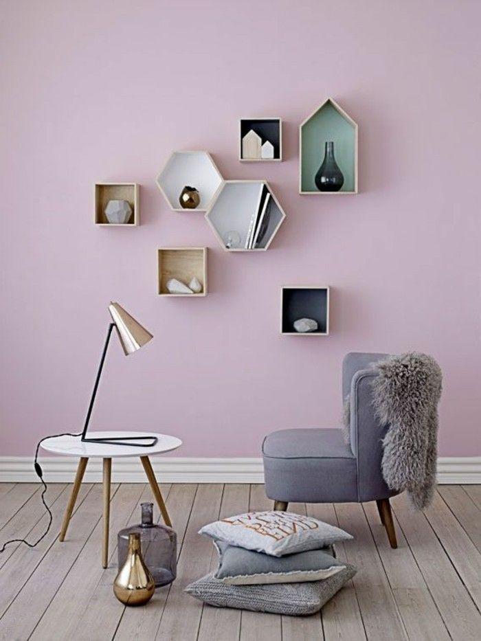 45 Super Ideen für farbige Wände Zimmer streichen ideen