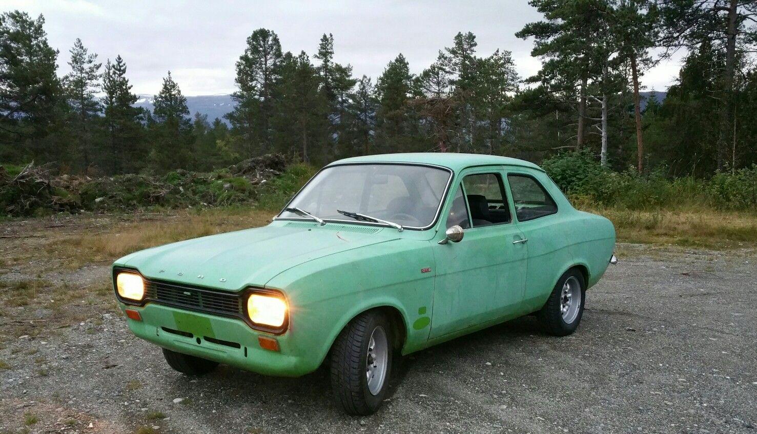 1968 Escort 1300 Gt  Escort  Escortmk1  1300gt