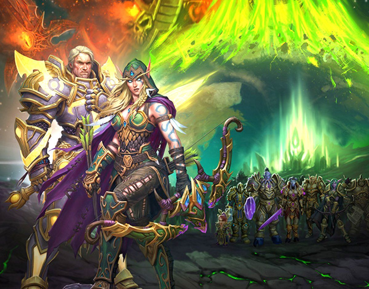 Pin by Brian Eddy on WOW | World of warcraft, World of warcraft 3