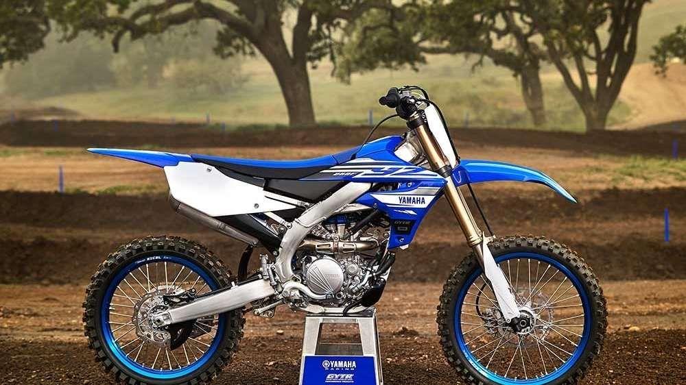 2019 Yamaha Yz250f Unveiled Motocross Bikes Yamaha Cafe Racer