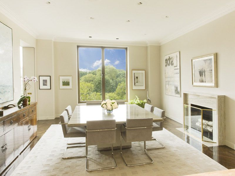 Inside the Pied-à-Terre Sold by Owners of $190M Mansion Room