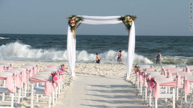 Cheap Beach Wedding Packages In Gulf Shores Alabama