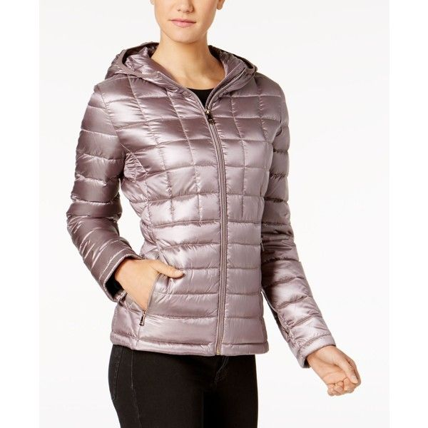 Calvin Klein Packable Down Puffer Coat 33573f38d