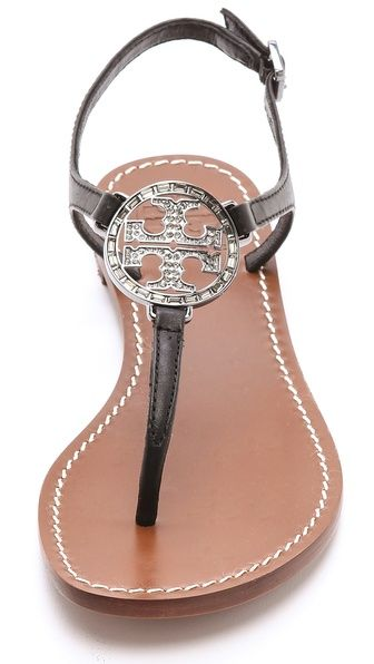 a98ae527df88 Tory Burch Violet Thong Sandals