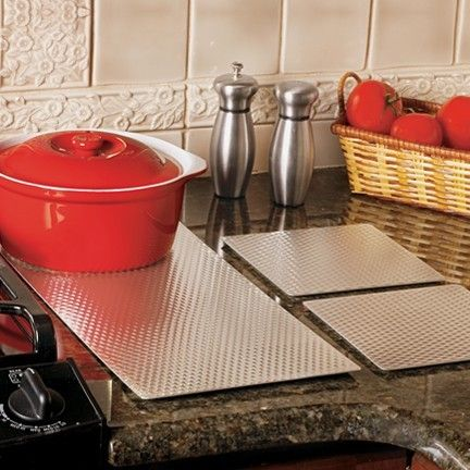 Countertop Mats From Fresh Finds Maximize Counter And Serving E With These Thermal Protective Steaming Bowls Hot Pans Cakes Pies Out