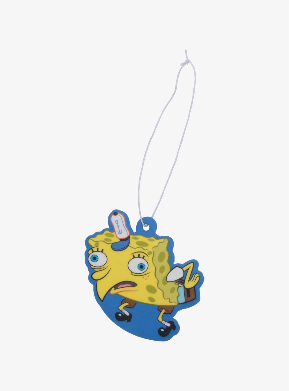 Spongebob Squarepants Chicken Air Freshener Spongebob Air Freshener Squarepants
