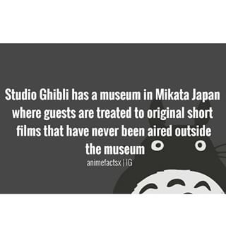 I want to live in Japan Because everything is so much better and cooler in Japan ❤ - Studio Ghibli - [#studioghibli #totoro #japan #anime #manga #otaku #animefacts #animefact #otakufacts #mikata]