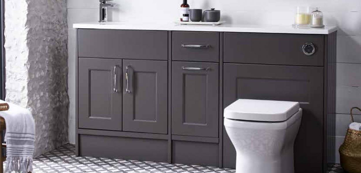 Classic Fitted Bathroom Furniture East Grinstead Bathrooms Kitchens Fitted Bathroom Furniture Fitted Bathroom Bathroom Furniture