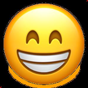 Grinning Face With Smiling Eyes Eyes Emoji Smiling Eyes Emoji