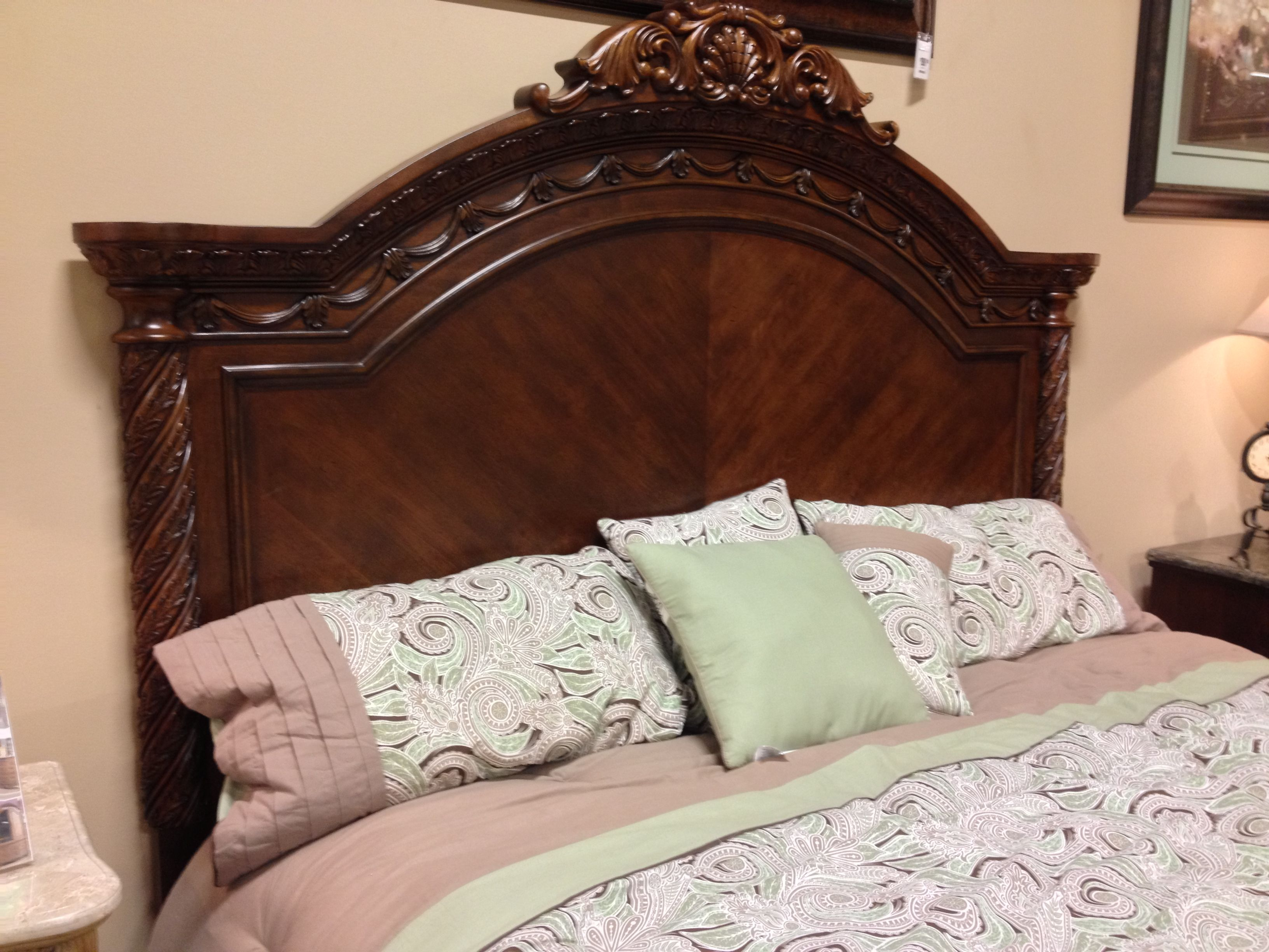 North Shore KingQueen Panel Bed At Ashley Furniture In