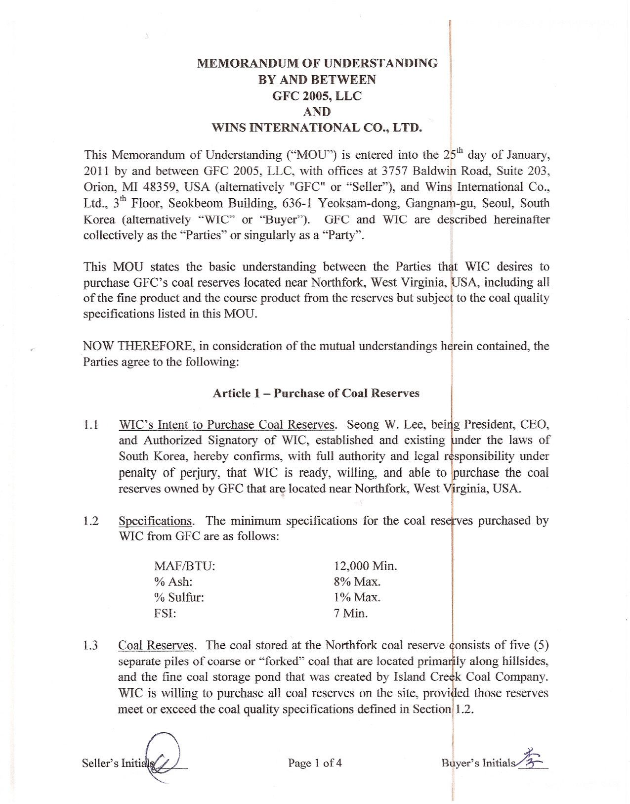 Global Earth Energy Inc Form K Received