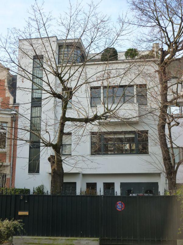 boulogne billancourt villa collinet r mallet stevens architecte 1926 architecture grand. Black Bedroom Furniture Sets. Home Design Ideas