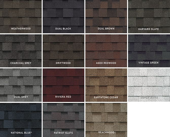 Best 17 Facts And Tips On How To Pick Shingle Colors Courtesy 400 x 300