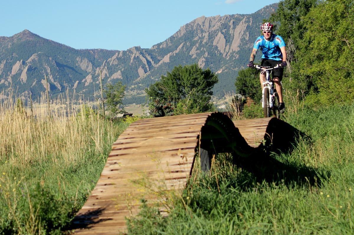 Colorado Mountain Bike Parks