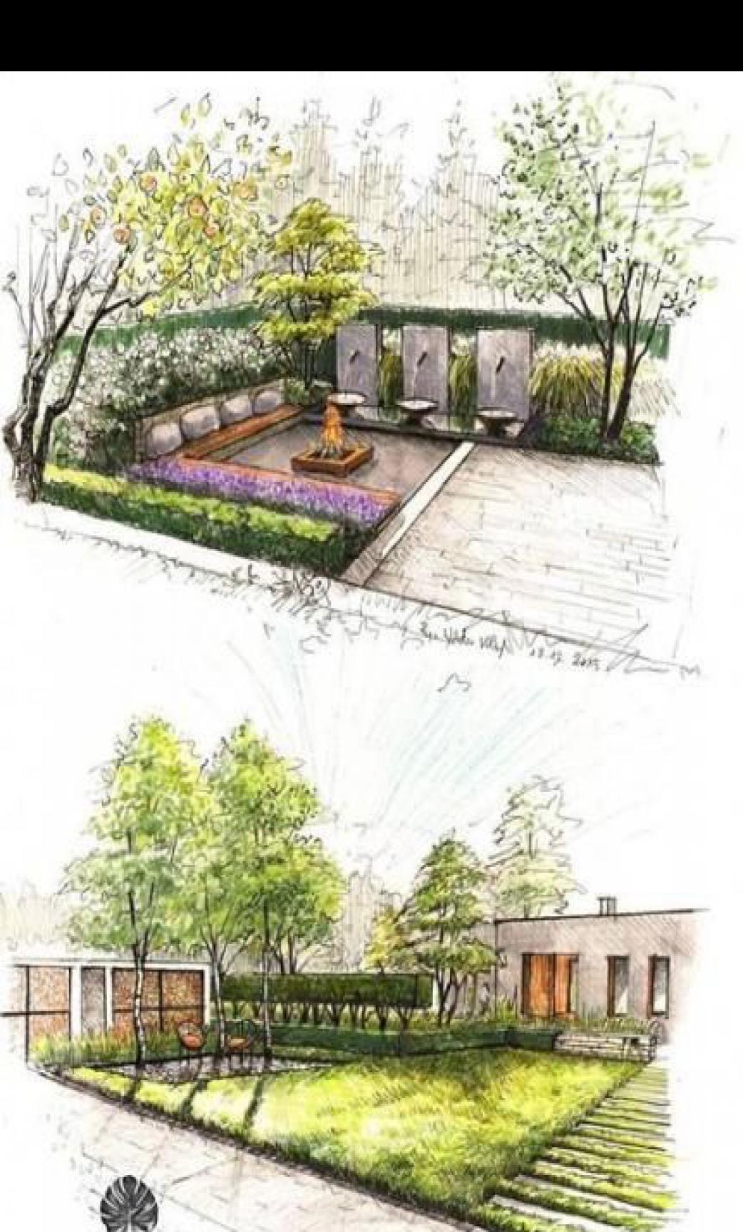 45 Best And Beautiful Balcony Design And Decor Ideas In 2020 Landscape Design Plans Garden Landscape Design Modern Landscaping