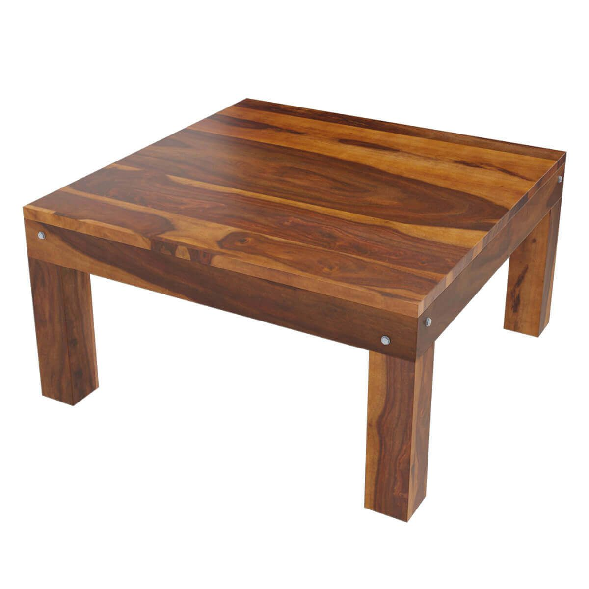 Patet Contemporary Rustic Solid Wood 3 Piece Coffee Table Set In 2021 3 Piece Coffee Table Set Coffee Table Coffee Table Square [ 1200 x 1200 Pixel ]