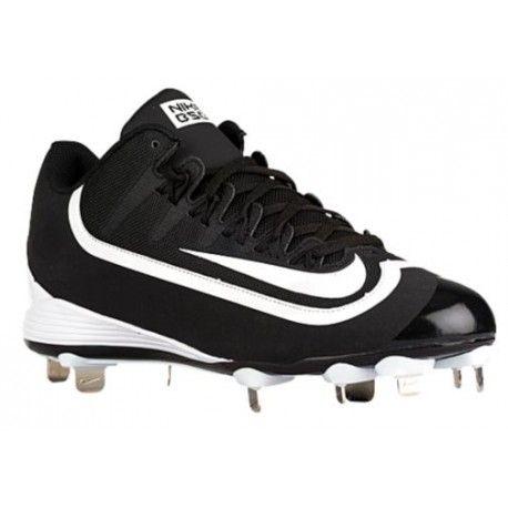 3bb408e3ca6 ... release date 49.49 black white nike shoesnike huarache 2k filth pro low  mens baseball shoes black