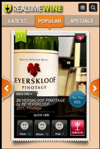 Deciding which wine to buy can be a daunting experience, says Real Time Wine founder Andy Hadfield – which is why the 140-character wine blog has now become a fully-realised mobile product. This includes free smartphone apps.