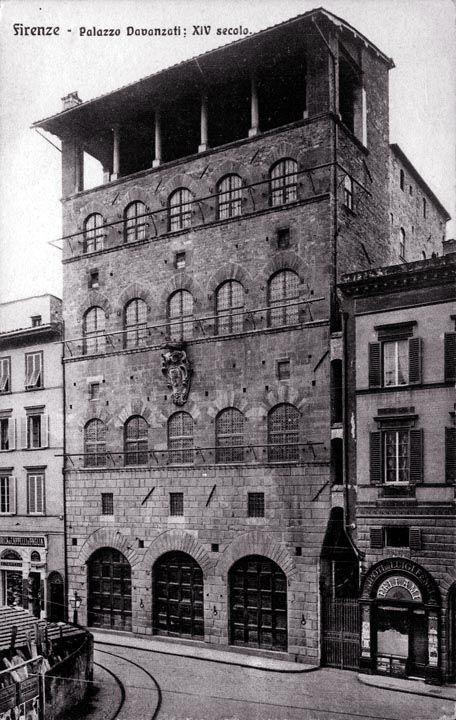 Palazzo davanzati florence italy via porta rossa - Via porta rossa firenze ...