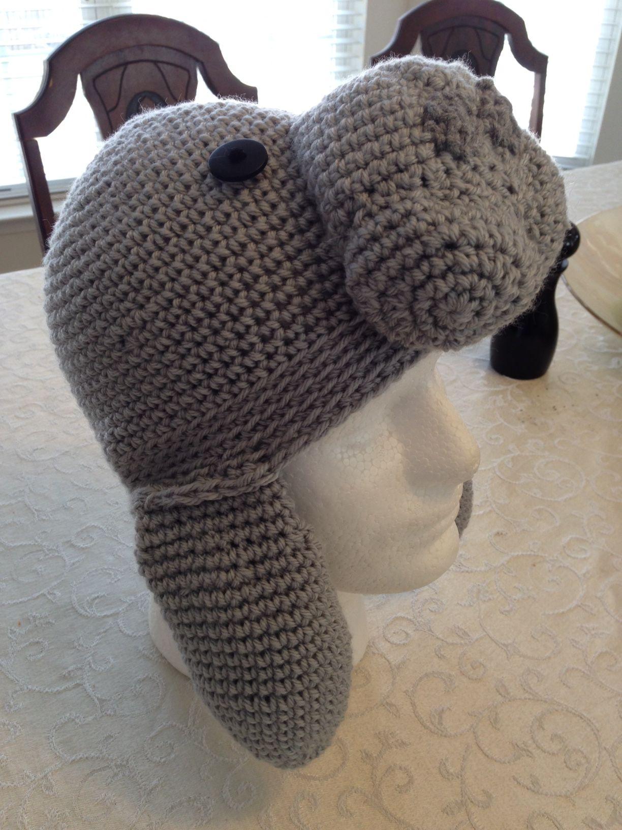 Crochet Manatee hat | Crochet | Pinterest | Manatee, Crochet and Yarns