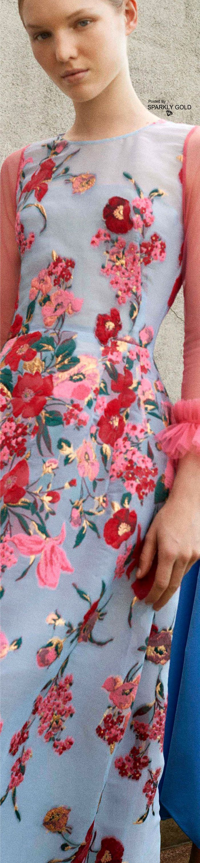 Carolina Herrera Resort 2018 | Fashion | Pinterest | Bodas en playa ...