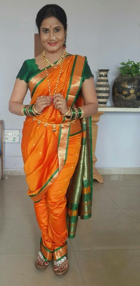 how to wear saree neatly video