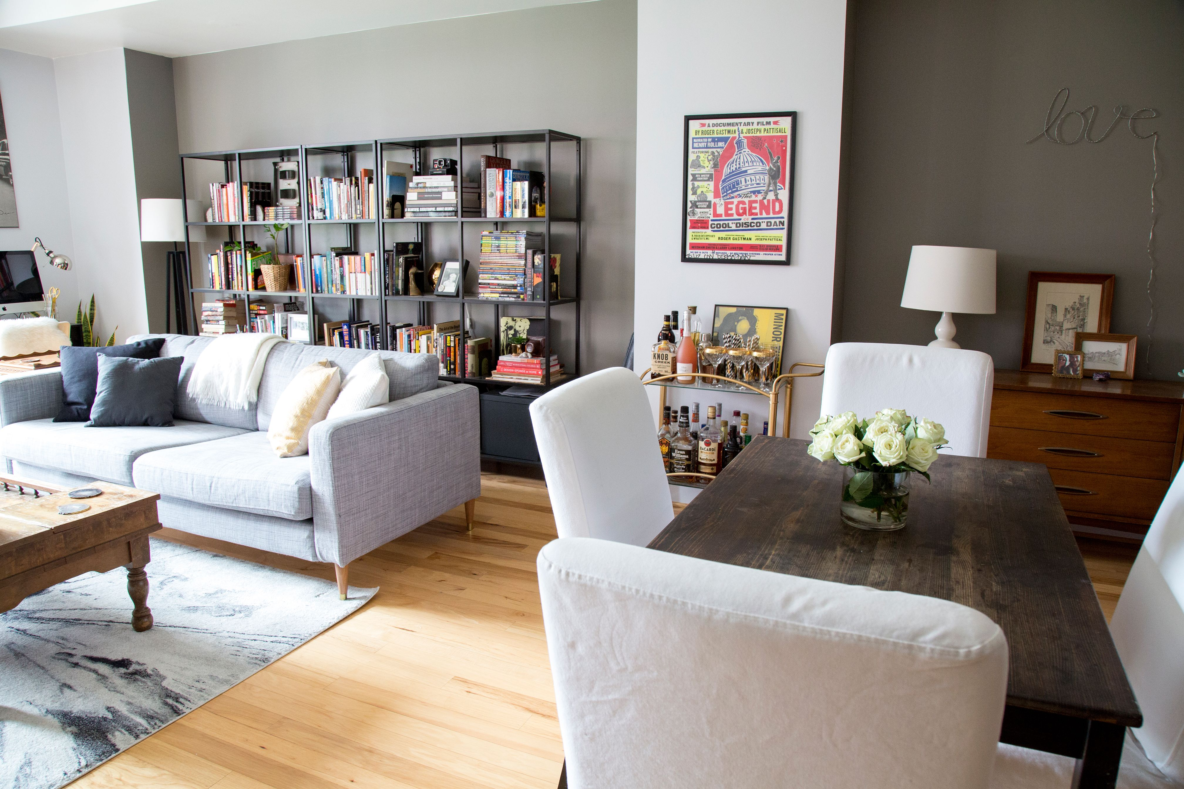 paint colors that match this apartment therapy photo sw 6386