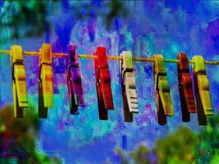 Amazon.com: Reproduction Print Laundry Can Wait Fine Art Print By Artist 11x14: Home & Kitchen