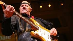 lefty guitarist Dick Dale, happy birthday from famouslefties.com