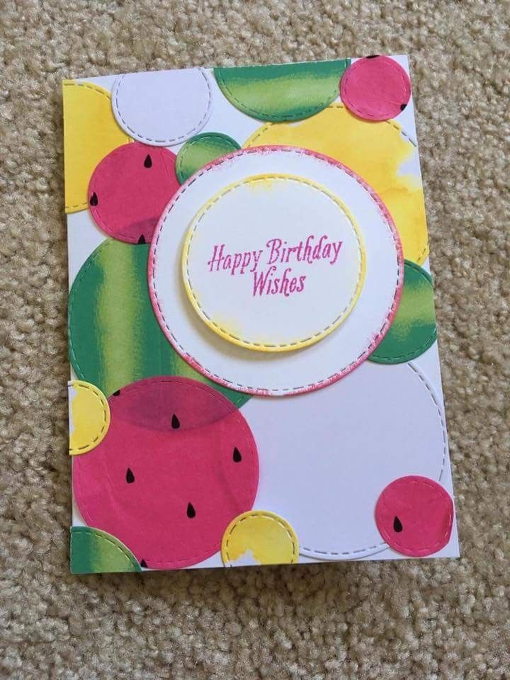Paper Pumpkin Birthday Cards June Card Making Videos Greeting For Anniversary Bday Cardmaking