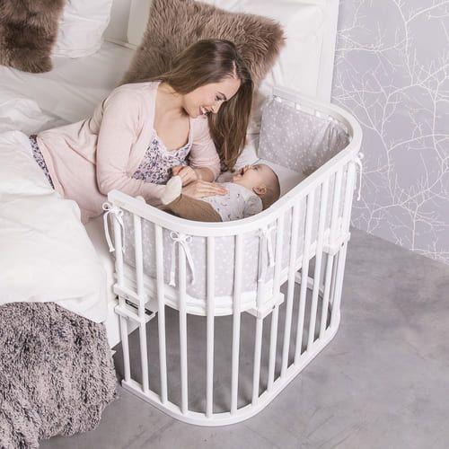 Babybay Original Cosleeper Patut Atasabil La Patul Parintilor Baby Girl Nursery Room Baby Girl Room Baby Nursery Inspiration