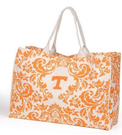 University Of Tennessee Vols City Tote They Have Unc One That I Want So Bad But Could Only Find The Ut Pictured