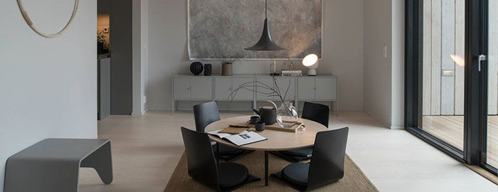 A Zen Townhouse for Sale in Stockholm Townhouse, Zen interiors and