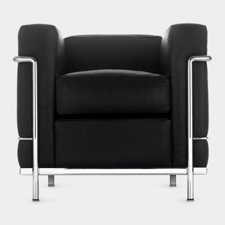 Lc2 Chair 1929 Le Corbusier Mit Bildern Le Corbusier