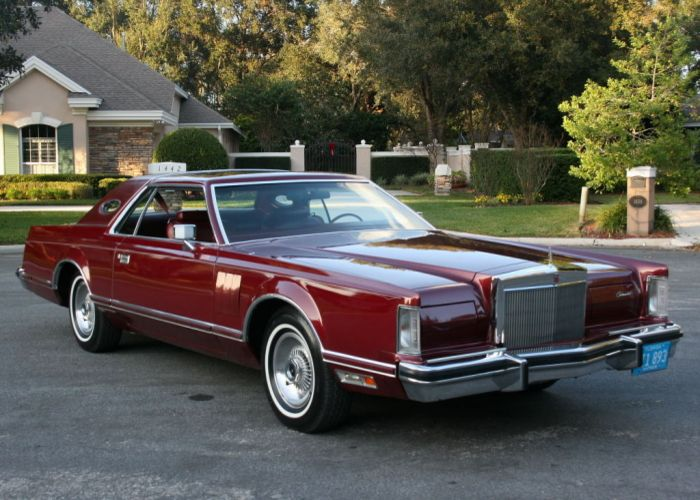 Lincoln Mk 5 For Sale Hemmings Motor News Lincoln Cars Lincoln Continental Classic Cars Trucks