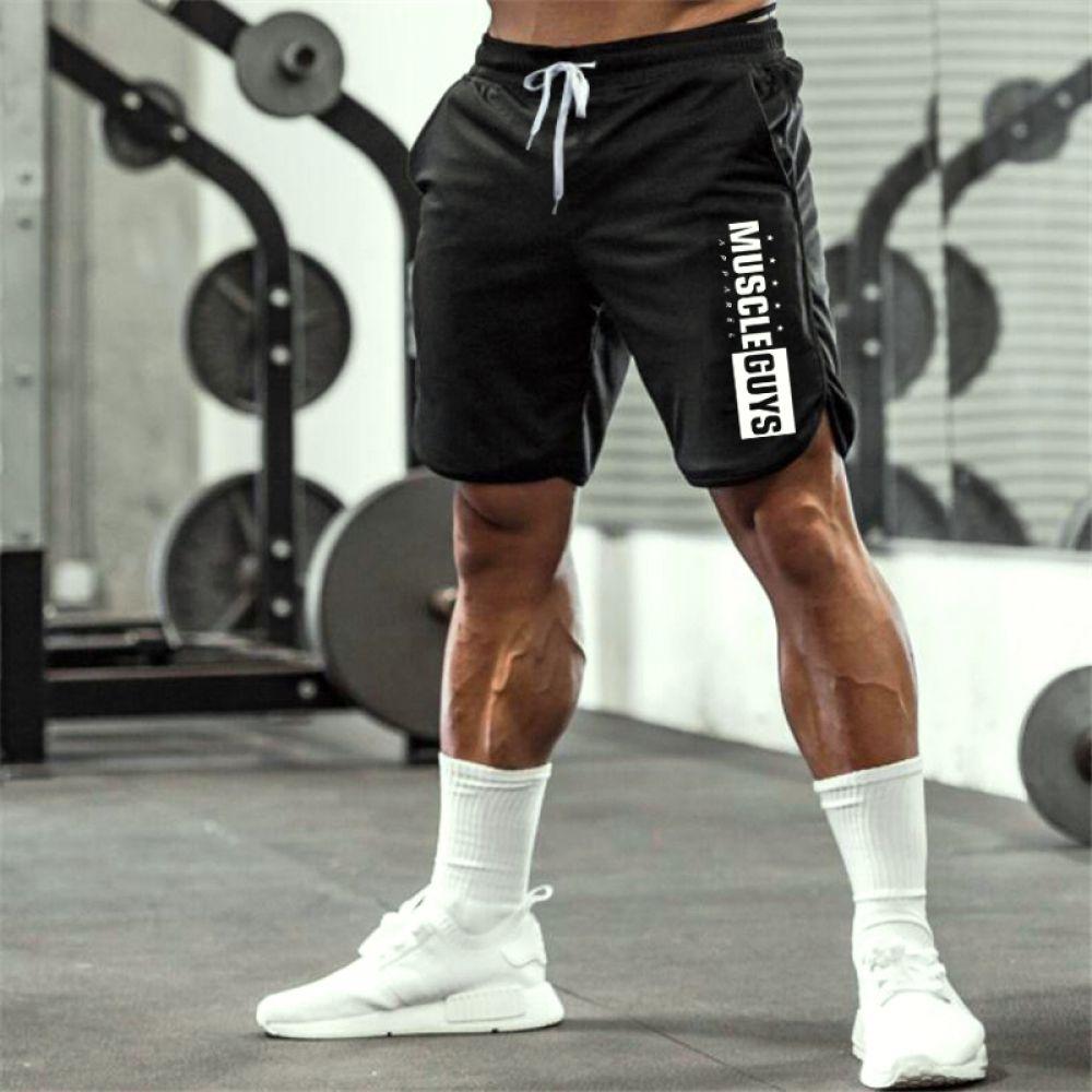 Active Men S Gym Workout Shorts Men S Fitness Apparel Men S Workout Bottoms Vivinch In 2021 Mens Gym Shorts Mens Workout Clothes Running Shorts Men